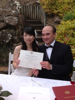 Jo & Hui Wedding